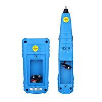 Wholesale ethernet telephone for sale - Group buy Freeshipping High Quality RJ11 RJ45 Telephone Wire Tracker Tracer Toner Ethernet LAN Network Cable Tester Detector Line Finder