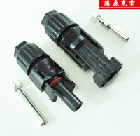 Wholesale pairs high preformance years guarantee TUV UL standard MC4 solar connector fast delivery