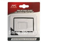 Wholesale Tracking Shipping Ef - Wholesale-Free shipping + tracking number JYC EF 60D Camera LCD Screen Protector Cover Optical Glass For 60d SLR Camera