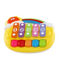 Wholesale Looking For Keys - The Toy For Babys Wireless Wntelugent Musical Enlightenment Teacher It Have Five Key Looks Cute Many Colors Can Chose