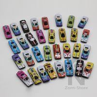 Wholesale Small Mini Toy Cars - Zorn Store-alloy car Simulation Model Sports car 48 cars randomly mixed multicolor children's toys Small Metal sliding car