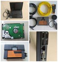 icom a2 hdd toptan satış-BMW ICOM A2 için 2015.08v HDD tam set T410 Laptop üzerinde yüklü (i5, 4G) ICOM A2 + B + C Için BMW OTOMATIK Teşhis aracı