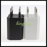 Wholesale Power Supply Electronics - Wholesale-Wall charger EU US Wall Plug USB AC Power Supply High Quality Electronic Cigarette Wall Adapter E Cigarette eGo Battery