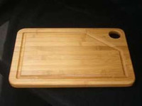 Wholesale Groove Boards - Wholesale-Chooping Blocks with a groove,Cutting board for the kitchen,bamboo product,Natural,Big size, Wholesale, freeshipping