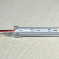 ingrosso la barra principale della striscia 24v ha la luce-led light bar acquario 50 cm / pc bianco caldo DC 12V 36 SMD 5630 LED luce rigida rigida LED Strip Bar Light led strip