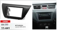 Wholesale Lancer Radio - CARAV 11-441 Top Quality Radio Fascia for MITSUBISHI Lancer IX 2000-2010 Stereo Fascia Dash CD Trim Installation Kit