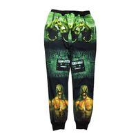 Wholesale Images Track - Wholesale-2015 new 3d trousers great rapper tupac 2pac classic images printed sweatpants hip hop pants long mens track pants