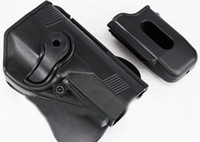 Wholesale Px4 Holster - New IMI Style PX4 RH Pistol Paddle Holster w Mag Pouch Black