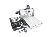 Wholesale Engraving Drilling Machines - CNC 3040Z-DQ 230W Ball screw Router Engraving Drilling and Milling Machine,It suitble forIndustry teaching Arts Creation