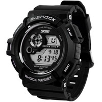 Wholesale military watches g shock - New G Style Digital Watch S Shock Men military army Watch water resistant Date Calendar LED Sports Watches relogio masculino