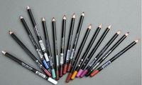 Wholesale dark brown lip liner for sale - Makeup Eye Pencil Lip Liner Pencil WaterProof Multi Colors Pencil