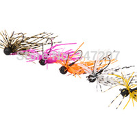 Wholesale Trulinoya Head Hooks - Trulinoya 3pcs lot 3.5g Tungsten Steel Jig head hook Soft Bait Lures Fishing Lure