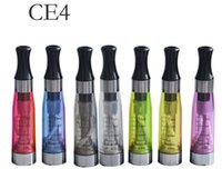 Wholesale Cheapest Ce5 Cartomizer - 2015 ejoyse Cheapest eGo CE4 CE4+ CE5 CE6 ce8 Cartomizer Atomizer Clearomizer for ecig ego e cigarette AAAA quality
