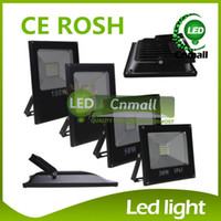 Wholesale White Thick Led - 30W 50W 70W 100W Waterproof IP65 Garden Light Led Flood Light Ultra Slim Thick Material Warm Cool White Led Outdoor Floodlights AC 85-265V