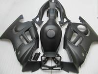 ingrosso kit cromatura fbr 1998-Tutte le carenature Matte Flat Black per carene Honda CBR 600 F3 1997 1998 carenature CBR600 F3 97 98