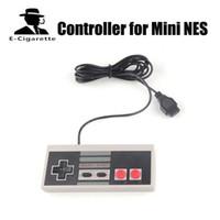 controlador de juego de mini joystick al por mayor-Controlador para Mini NES (versión en chino) Consola Game gamepad joystick Nes classic mini NES para 500 y 620 párrafo Juego