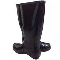 Wholesale Tall Waterproof Boots Women - DHL drop Ship Women RAINBOOTS fashion Knee-high tall rain boots waterproof welly boots Rubber rainboots water shoes rainshoes 11 colors