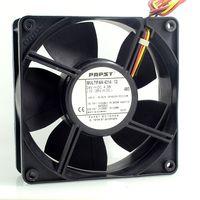 fil 38mm achat en gros de-Nouvelle unité de ventilation à 3 fils MULTIFAN 4214/12 24V double 4,3 W pour papst 120 * 120 * 38MM