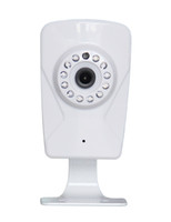 Wholesale Webcam Ip Network Mini Camera - wireless ip camera WIFI webcam mini security cameras 720p hd Webcam Night Vision sd card slot network ip cam ONVIF Audio for iphone