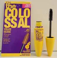 Wholesale fast ml - Free Shipping!new Mascara Volume Express COLOSSAL Mascara 9.2 ml (10pcs lot)
