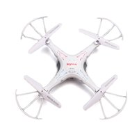 Wholesale Free DHL SYMA X5C G CH Axis Aerial RC Helicopter Quadcopter Toys Gyro MP Camera Remote Control UFO Quad Copter