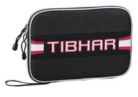 Wholesale Table Tennis Racket Bag - Tibhar square Shape pingpong cover 321101 Table Tennis racket single layer bag