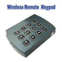 Wholesale Alarm Control Panels Wireless - Wireless Remote Control Keypad  Keyboard Panel for GSM Security Alarm Systems A12