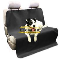 cão traseiro venda por atacado-Cães de estimação do Gato Do Gato de Carro Cobre Tapetes de Gato Do Cão À Prova D 'Água Cobertor Cão de Estimação Do Gato Do Carro Traseiro Assento Traseiro Transportadora Almofada Protector