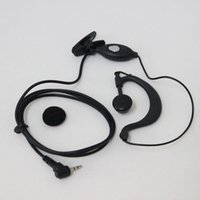 Wholesale Headset Ptt - Mini Walkie talkie Headset for T-388 earpiece with PTT earphone for T-388 plus Two Way Radio