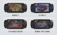 Wholesale Game Console Camera - Best 4.3 inch color screen handheld game console 8GB memory not for psp console support nes games TF card video music camera