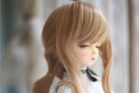 Wholesale Bjd Wig Brown - The Latest Made-to-order BJD Doll From China Can Be Used With Long Hair And Brown Milk With A Choice Of 1 6 1 3