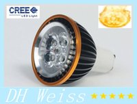 Wholesale 5 piece LED Bulbs PAR Cree led light Dimmable W W W Spotlight E27 GU10 E14 B22 White Warm White indoor lighting