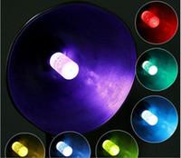 controle remoto de cristal venda por atacado-Mudança de cor levou E27 E26 3 W RGB Luzes AC85-265V 16 Cores Change Crystal Led Lâmpadas de Luz Com 24 Teclas de Controle Remoto Frete Grátis