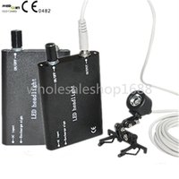 Wholesale Loupe Lamp Black - Portable Black Head Light Lamp for Dental Surgical Medical Binocular Loupe