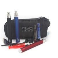 Wholesale Ego C Twist Cig Kit - Vision Spinner GS H2 Zipper Kit Electronic Cigarette Ego-C Twist Variable Voltage Battery 3.3-4.8V GS H2 Atomizer E Cigarette E Cig