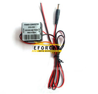 Wholesale buck cars - Hot New DC Car Buck Converter Power Transformer For Truck Bus Boat 24V to 12V With Cable