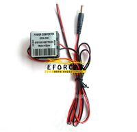 24v auto-konverter großhandel-Heiße Neue DC Auto Buck Converter Leistungstransformator Für Lkw Bus Boot 24 V bis 12 V Mit Kabel