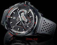 Wholesale Complete Machinery - Luxury Brand mens TAG &#72euer watches Automatic machinery fashion style dive watch movement