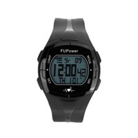 Wholesale Bluetooth Hrm - HRM-PDD63 multi-function waterproof pedometer watch adjustable length Bluetooth 4.0 intelligent remote heart rate launch watch