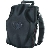 Wholesale Eva Computers - Hard shell EVA backpack Black color laptop bag Outdoor anticollision daypack Riding rucksack crashproof day pack