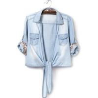 Wholesale Small Waistcoat - Wholesale-Cattle outerwear female thin top cape denim cardigan short design denim small cape waistcoat