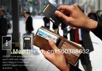 Wholesale Carzor Pocket Razor - Wholesale-EMS Free Shipping Wholesale 200Pieces Ultra-portable Card Shaver   Mini Card Shaver Pocket Razor   CARZOR pocket Razor