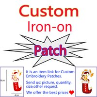 Wholesale Applique Suppliers - Supplier Cheapest Custom Patches High Quality Embroidery Iron on Transfer Applique Patch for Cloth Bags Coat Jeans All Kinds Free Shipping