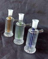 Wholesale color filter bongs for sale - Group buy Hookah glass pot color filters glass bong color random delivery large better