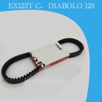 Wholesale Factory Transmissions - New Drive Belt 18 30 EX125T-C, Diabolo 125 Scooter Moped 50cc For Motorcycle Accessories Factory Direct Sales