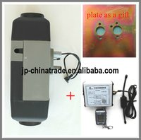 Wholesale Truck Boat Heater - Air Parking Heater 5KW 24V Diesel With Remote control for car truck boat bus with competitive price