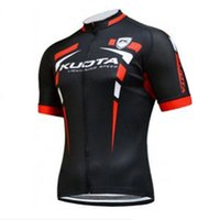 Wholesale Men Cycling Jersey Kuota - Factory Direct Sale 2017 kuota classic cycling jerseys bike shirt mtb bicycle maillot ropa ciclismo summer outdoor sports wear C2915