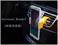 ingrosso iphone movil-Porta telefono a 360 ° Porta a rotazione Telefono Voiture Kenu Airframe Telefono Houder Soporte Movil Coche Soporte Movil Porta GPS per auto