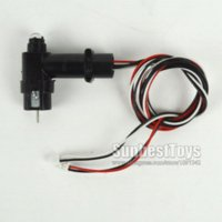 Wholesale Spare Parts Led Lighting - RC Helicopter Spare part s5990 trail motor with LED light helicopter accessories motor clock