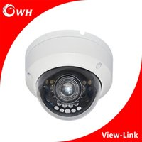 Wholesale Metal Vandal Proof Dome Camera - CWH-A4210H AHD CCTV Cameras Indoor Outdoor with Metal Housing and White Color CCTV Dome Cameras Outdoor Security Dome Cameras Waterproof